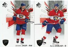 16/17 SP AUTHENTIC TEAM SET - FLORIDA PANTHERS