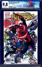 Amazing Spider-Man #500 CGC 9.8 J.SCOTT CAMPBELL COVER ART NM/MT TOP CENSUS