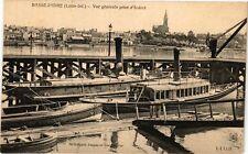 CPA  Basse-Indre (Loire-Inf.) - Vue générele prise d'Indret (222567)