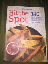 Weight Watchers Book HIT THE SPOT diet healthy cooking recipes weight loss Point