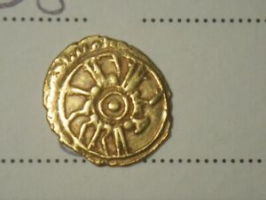 gold tari Sicily Roger II of Hauteville 1140-1154 0.76 gram bought Ranieri