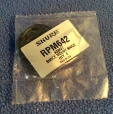 Shure Rpm642 Shock Mount Band for Ksm 27, Qty 4 Bands