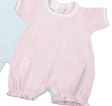 NWT Boutique Paty, Inc Pink Short Romper 3 Months