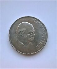 Elizabeth II 5 Shillings 1965 Coin - Churchill