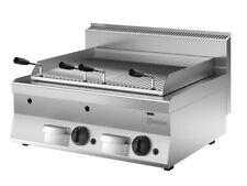 Gas Lavasteingrill Grill  800 x 650 x 295 TG Imbiss Gastro Gastlando