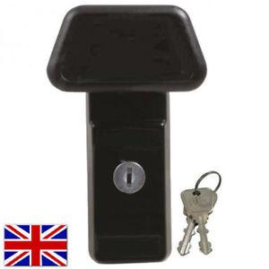 CARDALE APEX Wessex EUROLOCK 75mm Shaft LOCK HANDLE SET GARAGE DOOR SPARES PARTS