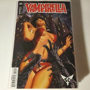 Vampirella #1 Cover B Alex Ross  7/17/19 NM