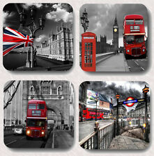 personalised coasters,fun,present,gift,London,,iconic images