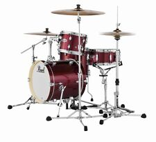 PEARL JUNGLE Percussions créer Black Cherry paillettes Batterie/bateria batteria
