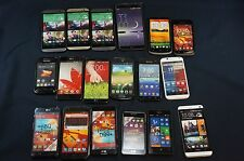 Huge Lot of 18 Dummy Display Phones Not Real or Working Phones HTC