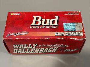 Action 1:64 Die Cast Wally Dallenbach #25 Budweiser 1999 Monte Carlo