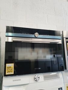 New/Ex-display Siemens iQ700 CM633GBS1B Compact Oven with Microwave