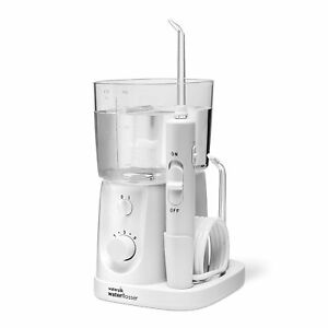 Waterpik Water Flosser For Teeth, Portable Compact For Travel & Home, Nano Plus