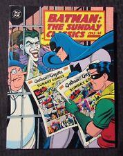 1991 BATMAN  The Sunday Classics 1943-1946 1st Kitchen Sink SC NM