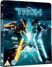 Tron Legacy - Limited Edition Lenticular Steelbook (Blu-ray) BRAND NEW!!