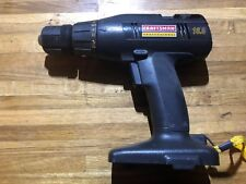 "Craftsman 16.8V 3/8"" Cordless 2 Speed Drill Driver Kit 973-271830 With Case"