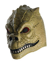 Bossk Deluxe Latex Mask, Mens Star Wars Costume Accessory