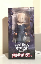 Mezco Jason Voorhees Living Dead Dolls Deluxe Edition Friday The 13th Part II