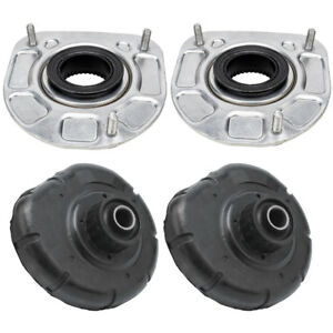 Front Strut Top Mount and Bushing Set for VOLVO S60 S80 V70 XC70 XC90 2.0T 2.4T