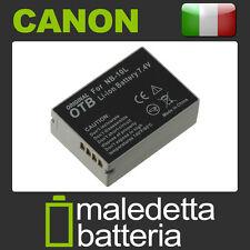 NB-10L Batteria Alta Qualità per Canon PowerShot G1 X G15 SX40 HS SX50 HS (GD2)
