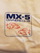 Mazda MX5 retro owners club T Shirt VARIOUS SIZES