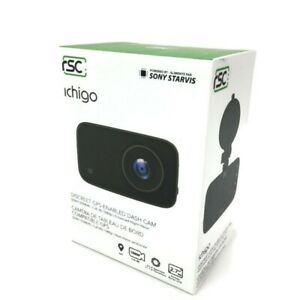 RSC Ichigo 1080p Sony Starvis Ultra Night Vision Dashcam Built In GPS 2.7 LCD