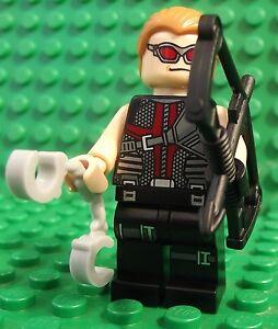 LEGO Mini Figure Fig Superheroes Hawkeye Minifigure BRAND NEW collectable
