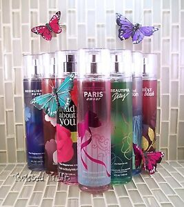 Bath and Body Works FRAGRANCE MIST Choice 8 oz