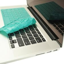 "Tifany Blue Keyboard Cover for NEW Macbook Pro 13"" A1425 with Retina display"