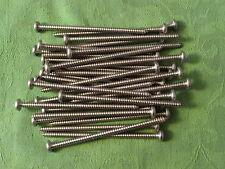 verzinkt M12x1,5x100 Sechskantschrauben mit Feingewinde DIN 960//8.8 galv 2St