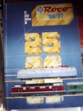 Catalogo Roco 1986-87 - ITA 0