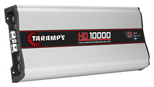Taramps HD-10000 10000W RMS 1 OHM  Car Amplifier (FAST SHIPPING FROM USA)