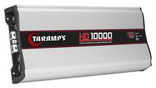 Taramps HD10000 1 Channel 10000W RMS 1 OHM Power Car Amplifier