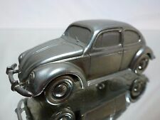 TIN METAL FRANCE VW VOLKSWAGEN BEETLE 1200 1953 OVAL - 1:43 - EXTREMELY RARE