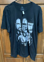 WWE Wrestlemania 2015 Men XL Tee T Shirt Undertaker Cena Lesnar Reigns Sting New