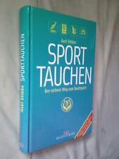 Axel Stibbe: Sporttauchen (Gebundene Ausgabe)