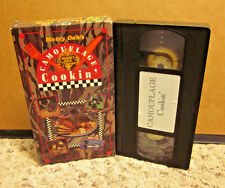 MOSSY OAK Camouflage Cooking VHS hunters recipes video cookbook Mississippi