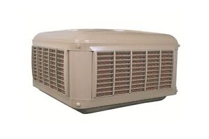 COOLBREEZE AIR CONDITIONER & DUCT NEW AUSSIE MADE EVAPORATIVE UNIT COMPLETE!!