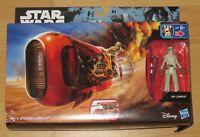 Rey`s Speeder (Jakku) Star Wars Hasbro B3676