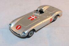 Tekno Denmark 813 Ferrari racing car in Grey in excellent condition