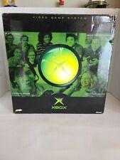 Original Microsoft XBOX Console Box Only --- No Console or Accessories