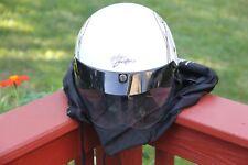 Harley-Davidson Helmet HD-2 DOT Size XS White Gloss