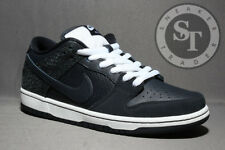 best website 2e36f 630ff NIKE SB DUNK LOW TRD QS 883232-442 DARK OBSIDIAN DS SIZE  8.5