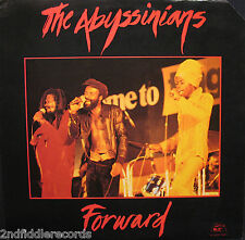 THE ABYSSINIANS-BERNARD COLLINS-Near Mint Reggae Funk Album-ALLIGATOR #AL 8305