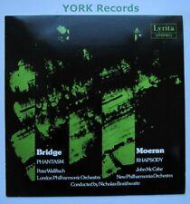 SRCS 91-Pont-Fantôme/Moeran-Rhapsody Braithwaite-EX ARNAQUE LP record