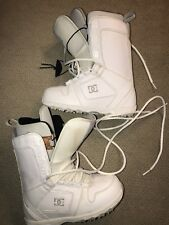 DC SHOES PHASE SNOWBOARD BOOTS SIZE 7 WOMEN $250