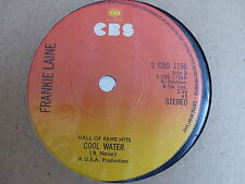 FRANKIE LAINE Cool water / high noon S CBS 1156