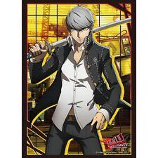 Bushiroad Sleeve Collection HG Vol.464 Persona 4 P4U Narukami Yu Japan new .