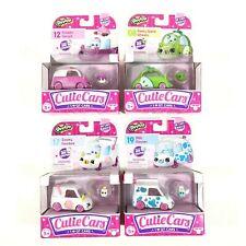 Shopkins Cutie Cars Lot Peely Apple Wheel Frozen Yocart Zoomy Noodles Mik Moover