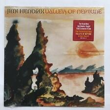 """JIMI HENDRIX VALLEYS OF NEPTUNE~SEALED 2010 PICTURE SLEEVE 7""""~HYPE STKR~PSYCH"""